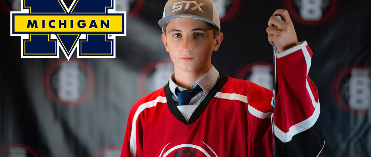 Seamus Casey (2004) Committed to Michigan