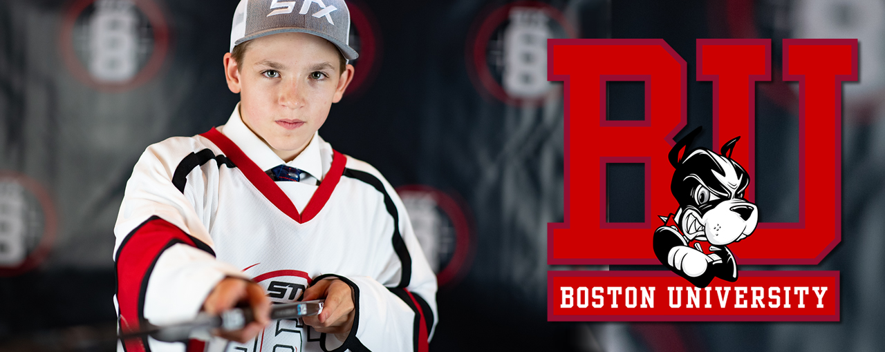 Lane Hutson (2004) - Commits to Boston University