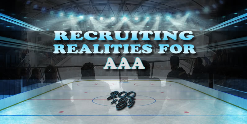 Recruiting Realities Part 2 - COACHES