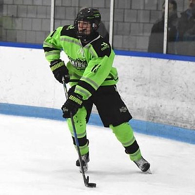 STX 68's Tyler Haskins commits to Michigan.